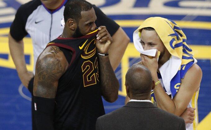 """Da li će """"Kralj"""" upropastiti NBA ligu?!"""