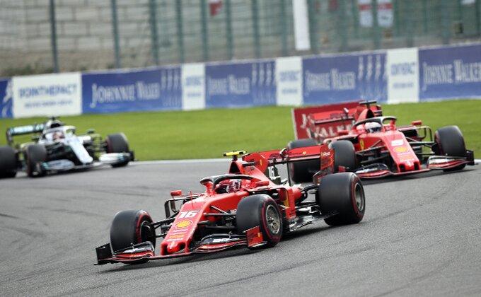 Formula 1 - Promena na vrhu