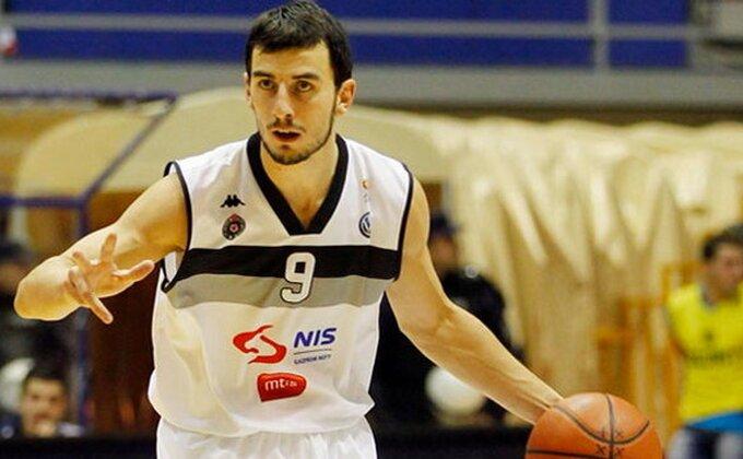 EL - Partizan hrabro u prvi poraz