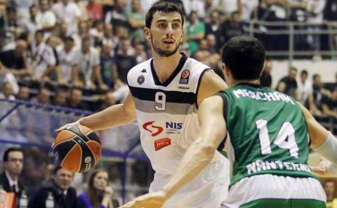 Vesterman: ''Partizan moj pravi izbor''
