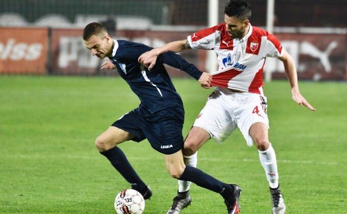 Le Talek: '' Ja sam prvi 'Trikolor' koji je imao m**da da dođe ovde i igra protiv Partizana!''