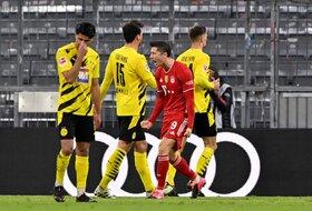 Bundesliga - Atomski fudbal u Minhenu, Haland ne može sam, Levandovski srušio Dortmund!