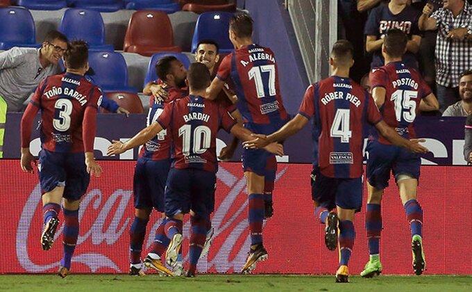 """Levante sa igračem manje """"ukrao"""" bod Kataloncima"""