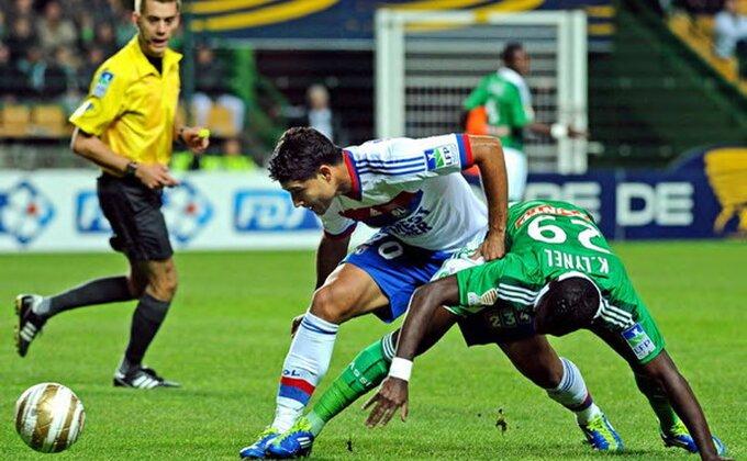 Francuska liga 1 - Poraz St. Etijena, remi Bordoa