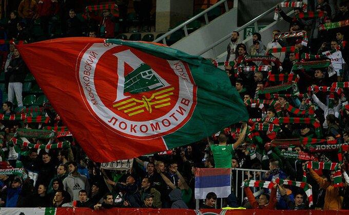 Rusija - Četiri kola do kraja, okliznula se Lokomotiva