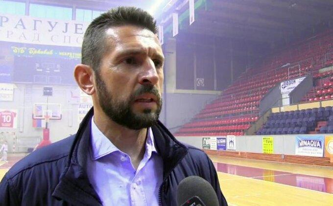 Lončar podvukao crtu, evo šta smatra najvećim uspehom Partizana!