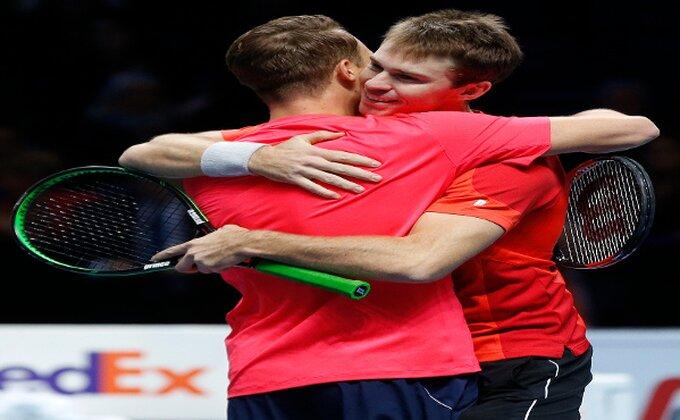 Kontinen i Pirs osvojili završni ATP turnir u Londonu