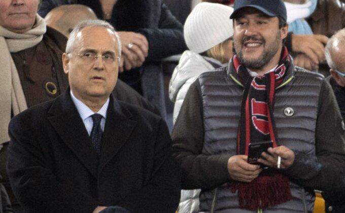 Lacio bacio Juveu rukavicu u lice, zamislite ovakvu odluku o šampionu?!