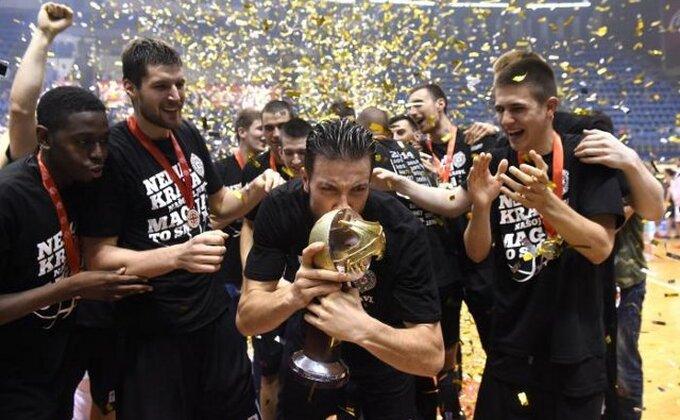 Ono kad ti srce zauvek ostane u Partizanu - Žo, Leo, Aleks...