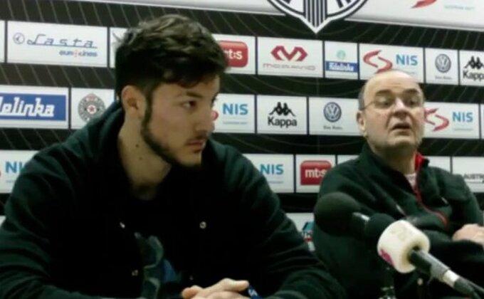 Dule pred novinarima: ''Je li Lovernj pomenuo Čovića? Zašto to ne prevedete?''