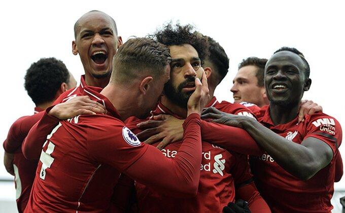 Salah nije igrao, ali je znao kako da se obuče za istorijsku utakmicu!