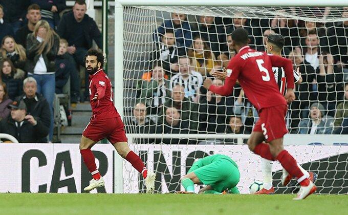 """Ne predaje se Liverpul, Salah završio na nosilima, džoker Origi sačuvao """"Redse"""" u trci!"""
