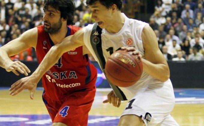 Partizanovi košarkaši samokritični, ne krive sudije za poraz