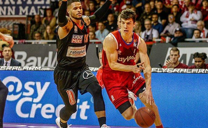 Bajern i Bamberg nastavljaju poteru za Ulmom, sjajni Lučić i Cirbes