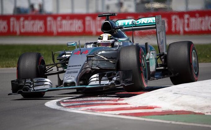 F1 - Vikend u znaku Luisa Hamiltona