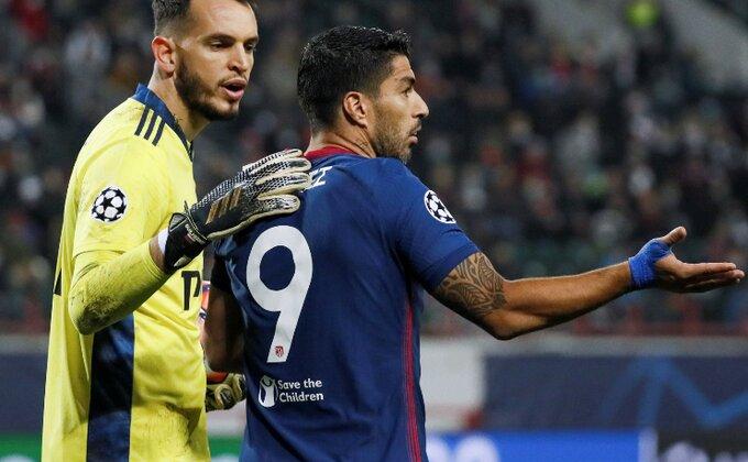 Derbi neće imati tu čar - Suarez doživeo novi peh pred Barselonu