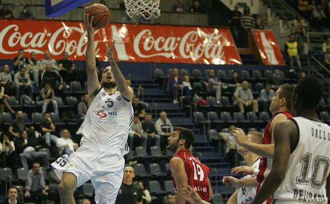Partizan 'vraća dug' Igokei
