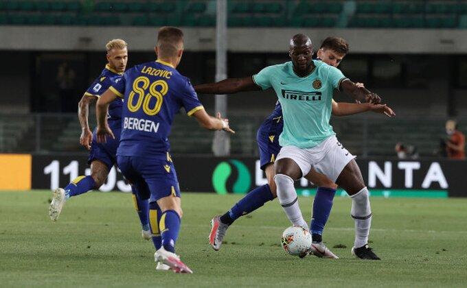 Inter ispustio pobedu u Veroni, sjajni Lazović!