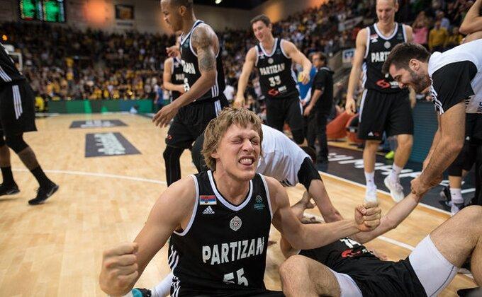 Partizan ne beži od uloge favorita