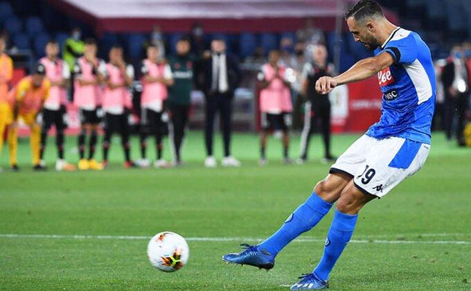 Italija priča o Maksimoviću! Heroj kupa, posle meča, ovim potezom, kupio Napolitance za ceo život!