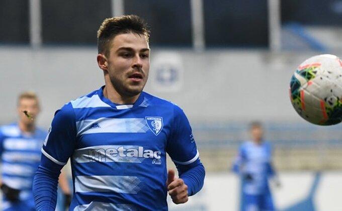 Partizanovo dete najbolji igrač 31. kola Superlige Srbije!