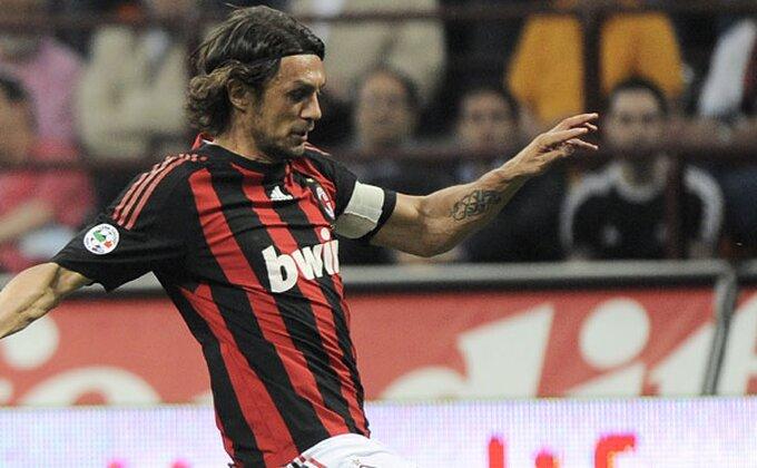 Zbog koga je Maldini ostao u Milanu?