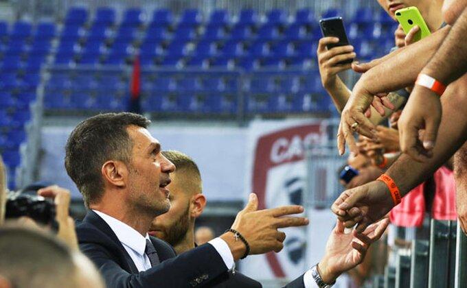 """Maldini ne pojačava konkurenciju - """"Plejmejker"""" ostaje!"""