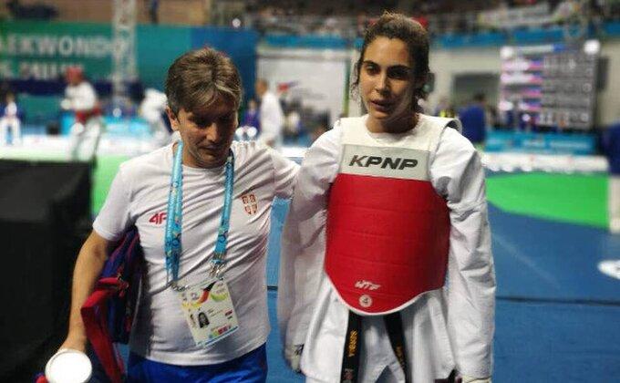 Još jedna medalja za Milicu Mandić!