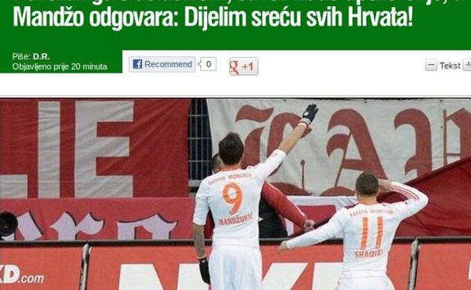 Juče ''apolitičan'', danas ''deli sreću svih Hrvata''