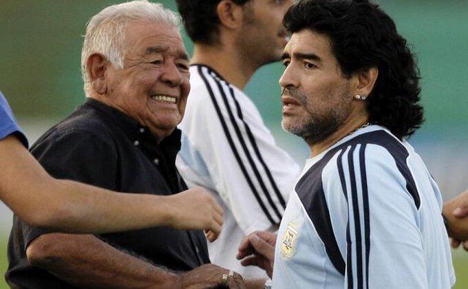 Umro Maradonin otac, Don Dijego Maradona