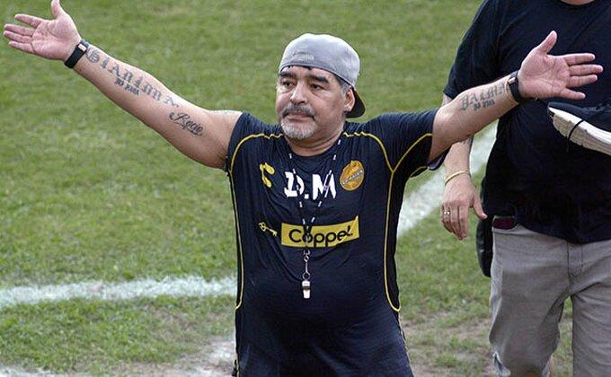 """Maradona o Argentini: """"Ne gledam horore!"""""""