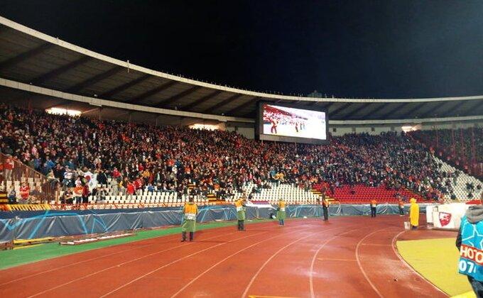 Sever već grmi, fudbaleri Totenhema osetili atmosferu, a onda...