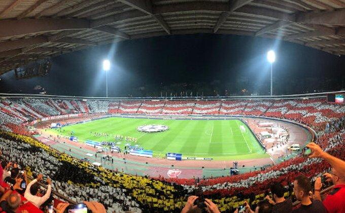 """Koliko je ljudi bilo na """"Marakani""""? Ovo je zvaničan podatak UEFA!"""