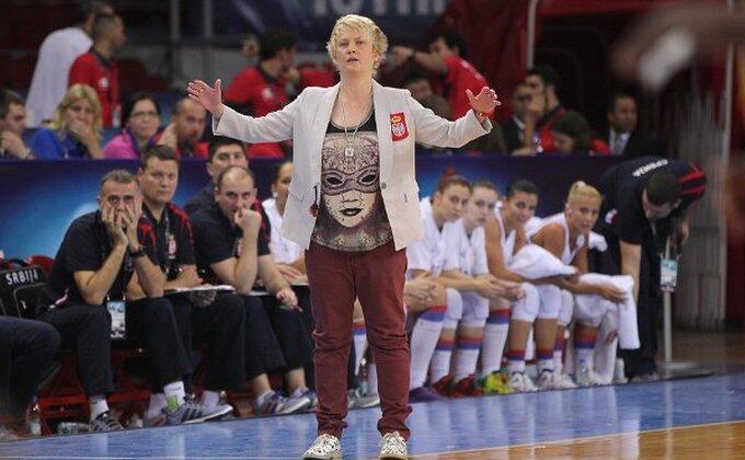 Košarkašice Srbije poražene i od SAD!