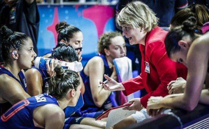 Marina Maljković uverena, Ana Dabović će igrati!
