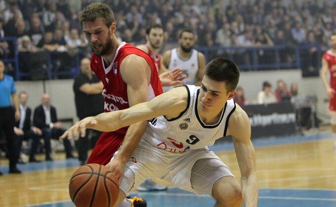 Partizan dao 37 poena za četvrtinu!