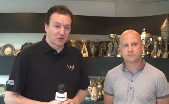 Marko Nikolić ne želi da se seća dvomeča sa Partizanom, šta kaže o mogućem susretu sa Zvezdom?