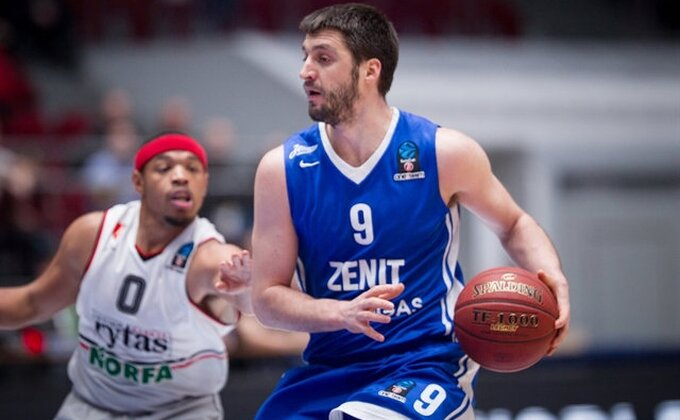 VTB - Zenit overio drugo mesto