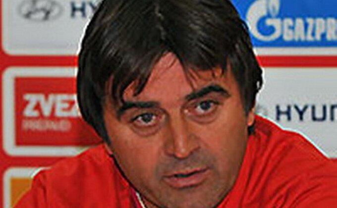 Robi ostao bez pomoćnika, Marović napustio Zvezdu!