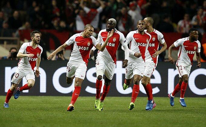 Novi udarac za Monako pred duel sa Dortmundom