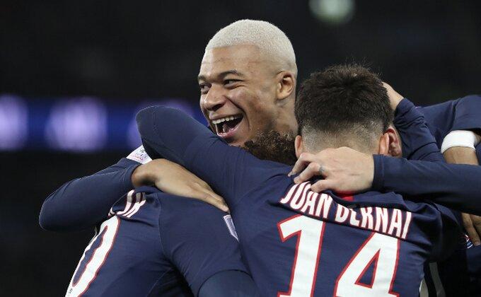 Poluvreme i u Parizu, ''Sveci'' plešu po terenu!