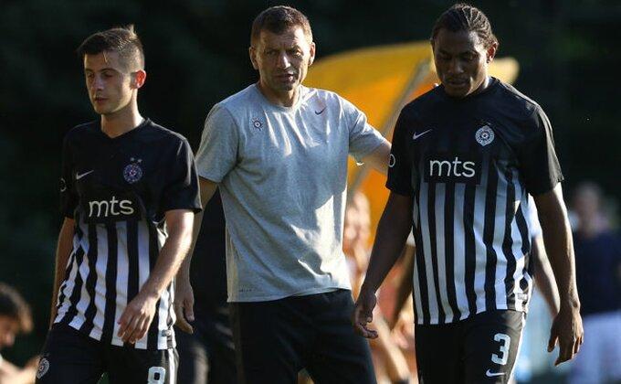 """Đukić: """"Videćemo mnogo bolji Partizan nego prošle godine"""""""