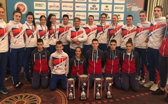 Veliko priznanje, Srbija ima klupskog prvaka Evrope u ženskoj konkurenciji!