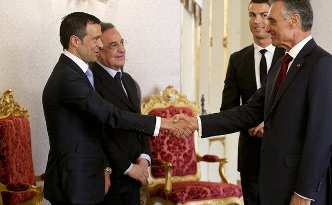 Posle povratka Zidana, tema u Realu je Kristijano Ronaldo?!