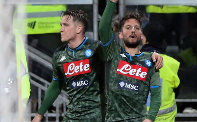 Napoliju ceo plen, Fiorentina bez pobede