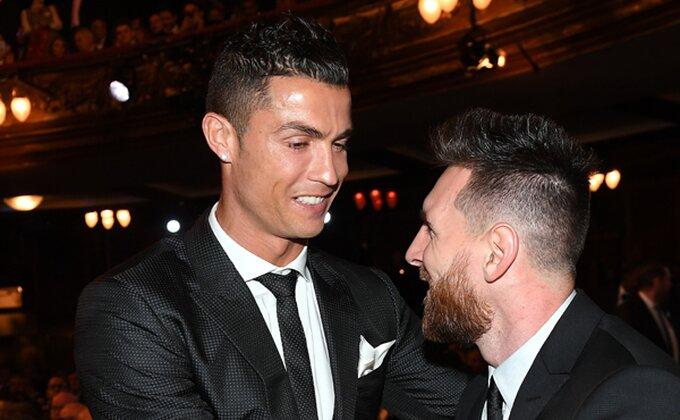 Potvrda, Ronaldo ispred Mesija!