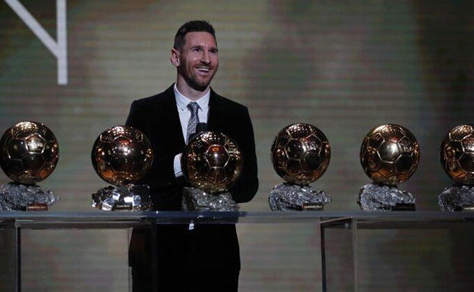 """""""Nije bolji od Mesija, ali zaslužio je Zlatnu loptu!"""""""