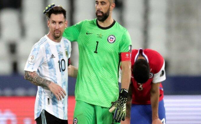 Argentini ne pomaže ni evrogol Mesija, Čile uzeo bod za radost Paragvaja