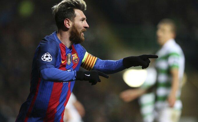 Magija = Lionel Mesi!