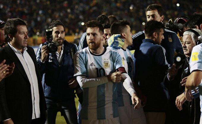 Da l' je bikini statistika svejedno, bez Mesija, Argentina jedan od najgorih timova u Južnoj Americi!